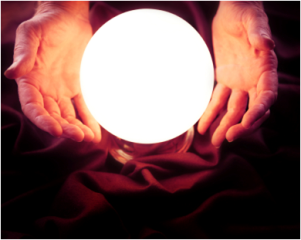 Do you have a technology crystal ball?