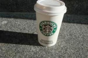 Starbucks grande latte