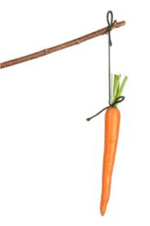 Carrot approach