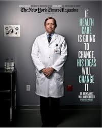 Dr Brent James