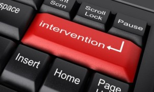 Intervention while the patient is still healthy