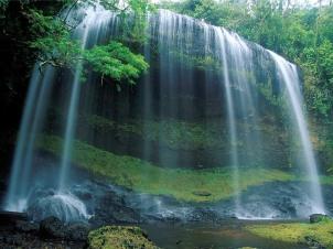 waterfall-mist