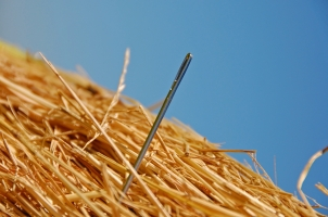 Big Data is so much more than a needle in a haystack