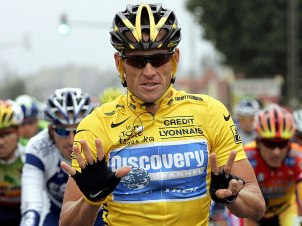 Lance Armstrong wins 7