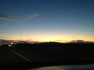 Driving to LA from Las Vegas
