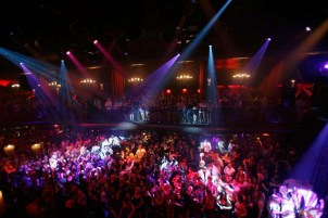 Britney Spears Hosts the Grand Opening of LAX Nightclub Las Vegas