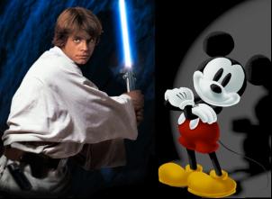 Mickey and Luke