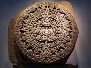 Mayan Calendar Sun Stone