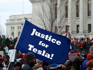 Justice for Tesla