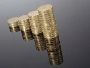 Coin-piles