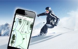 Google Skiing