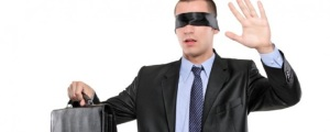 Blindfolded-Businessman