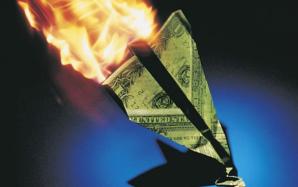 Analytics crash and burn