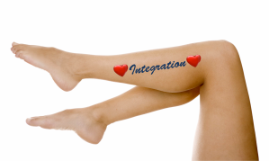 Integration is sexy