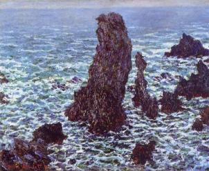 Monet Pyramid a Port-Coton