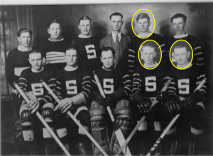 Stittsville Hockey Team 1927