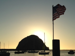 Morro Bay on the 4th of July