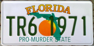 Florida the Pro-Murder State